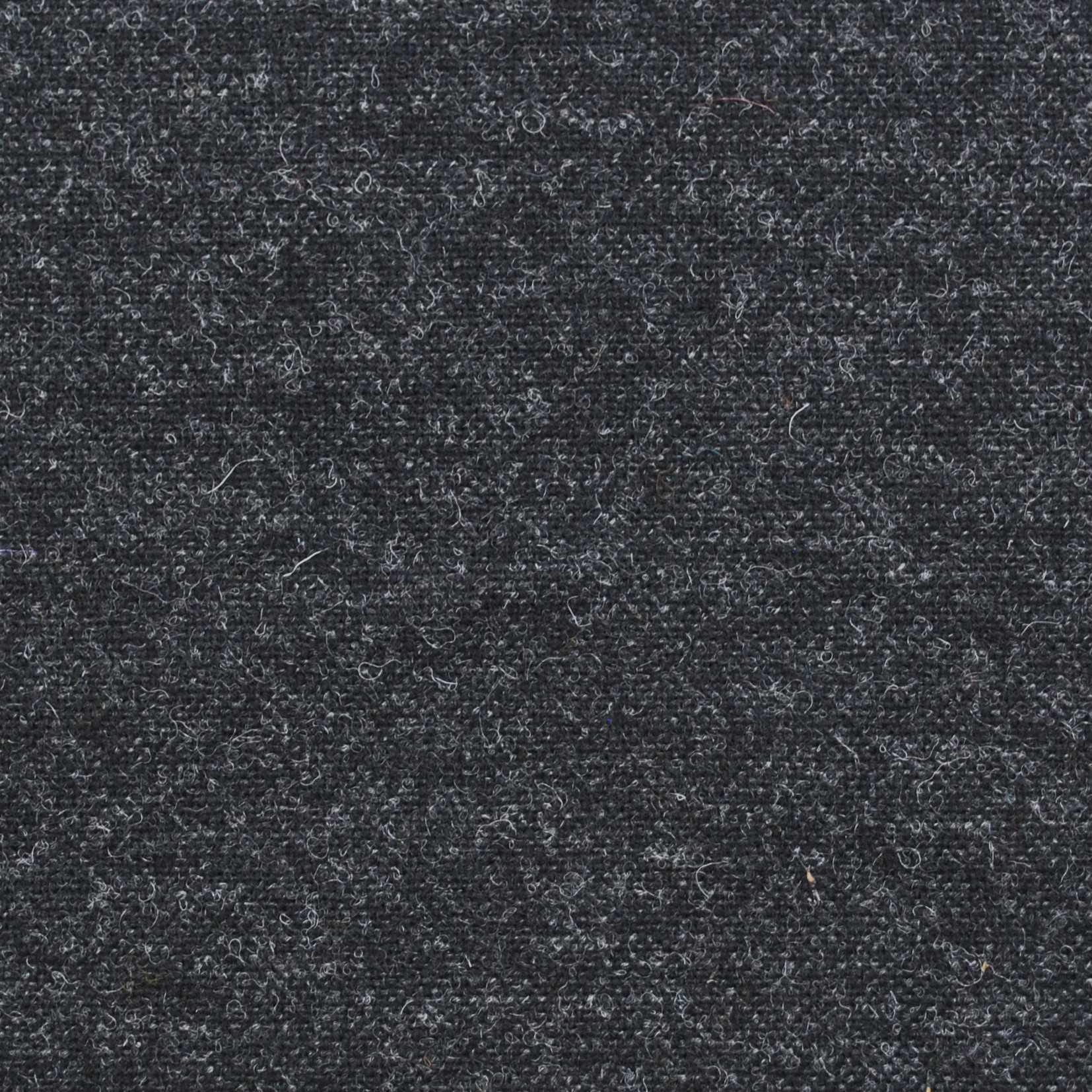 Charcoal Plain Weave